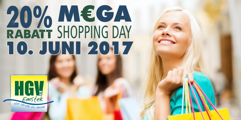 Mega-Shopping in Emstek
